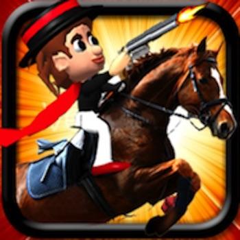 War Horse Mayhem - by Free Racing and Shooting Car Kids Games