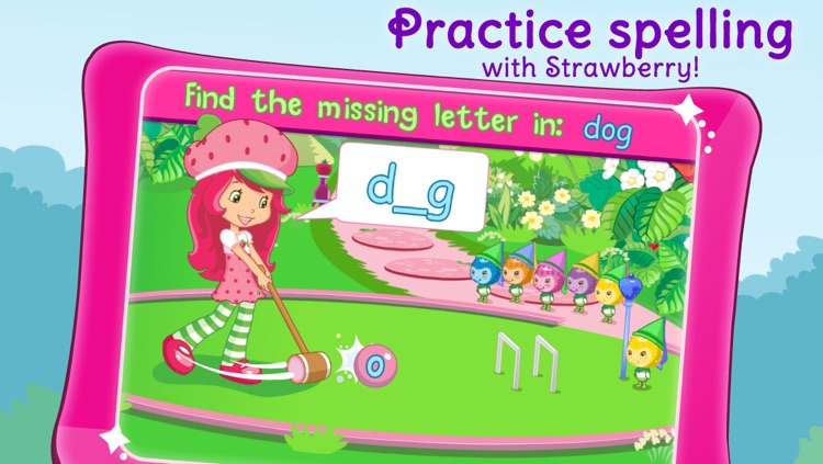 Strawberry Shortcake Berryfest Princess screenshot-3