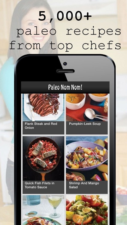 Paleo Nom Nom: Free healthy recipes made with whole foods from YumDom