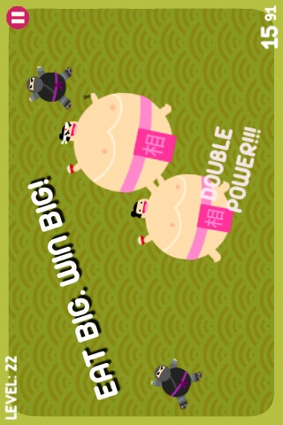Hungry Sumo Screenshot