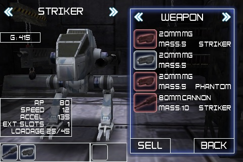 MetalWars screenshot-1