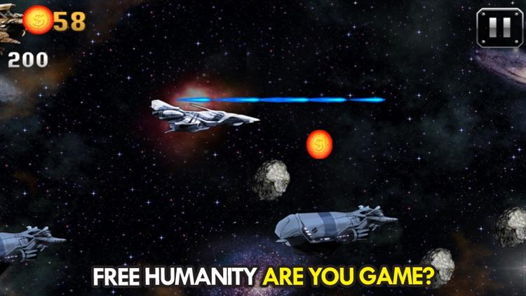 Space Shooter: Alien War Invaders Free screenshot-4