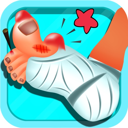 Kids Nail Doctor - Toe Nail Surgery, Kids free games for fun