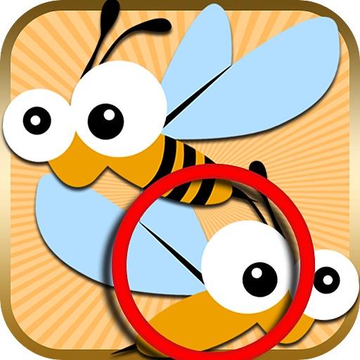 Бесплатная игра для детей Найди отличия, в высоком разрешении