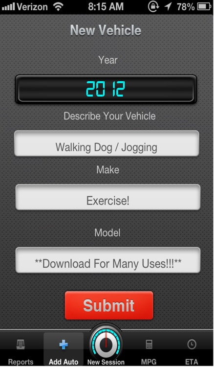 iLogMiles–GPS Odometer Mileage Log for Tax Deduction