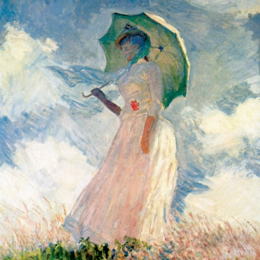 Claude Monet Gallery icon