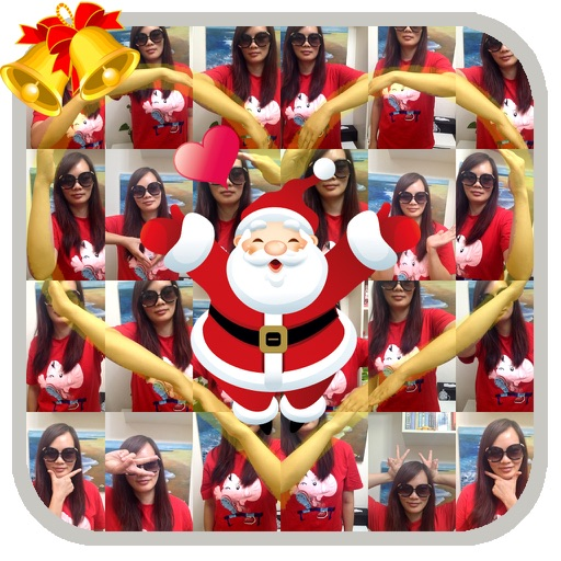 Amazing Heart Booth HD for XMAS icon