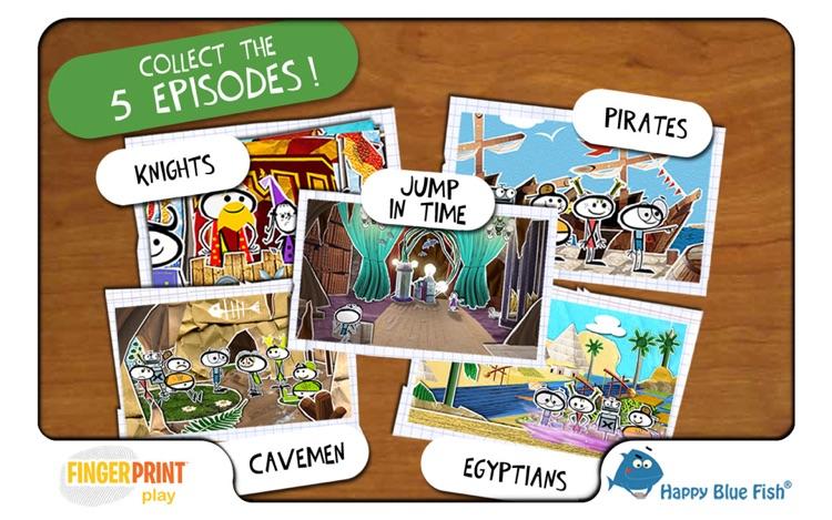 Egyptians   (The Deskplorers - History Book - for 7 to 11 yo kids) screenshot-4