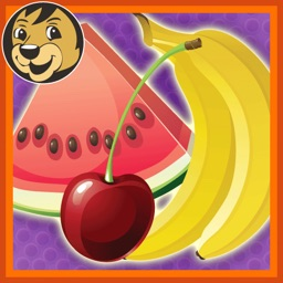 Toddler Puzzle Fruits & Veggies