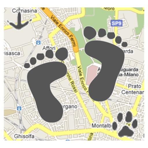iWalking - Map Version