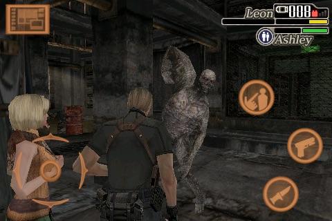 Resident Evil 4: LITE screenshot-4