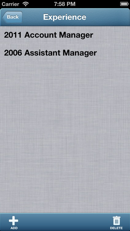 Resume Express screenshot-2