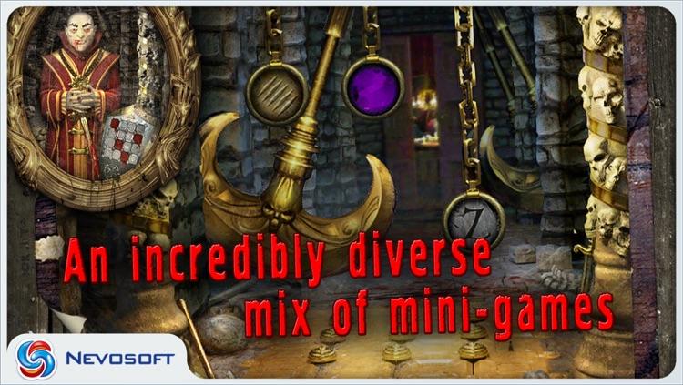 Dreamland lite: spooky adventure game screenshot-3