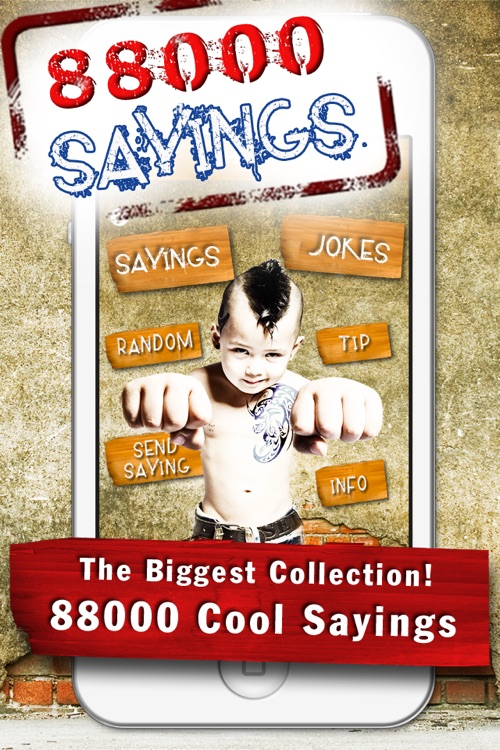 88,000 Sayings & Jokes - Funny Catalog screenshot-1