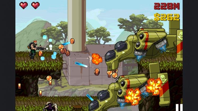 Gun Runner screenshot-3