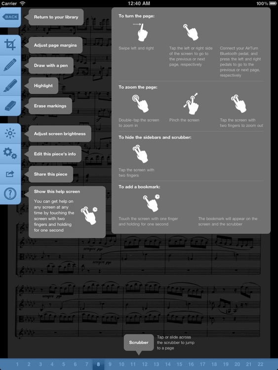 MusicPodium screenshot-3