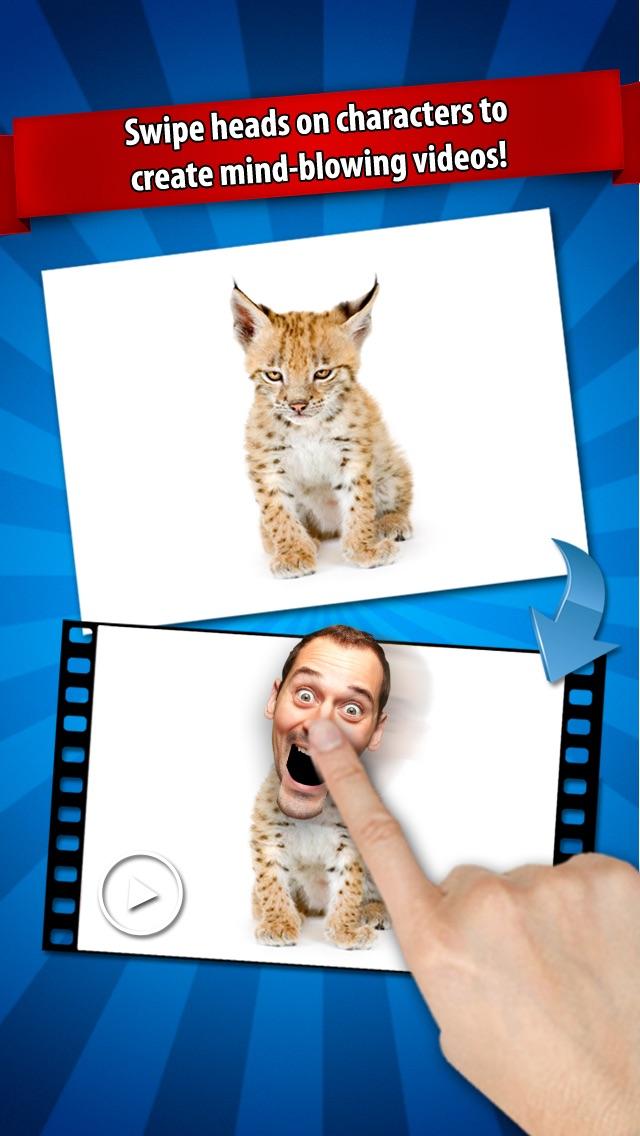 iFunFace Pro - Create Funny HD Videos From Photos, Fun FaceCaptura de pantalla de2