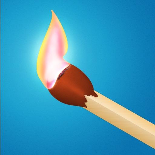 Burning Matchsticks Puzzle