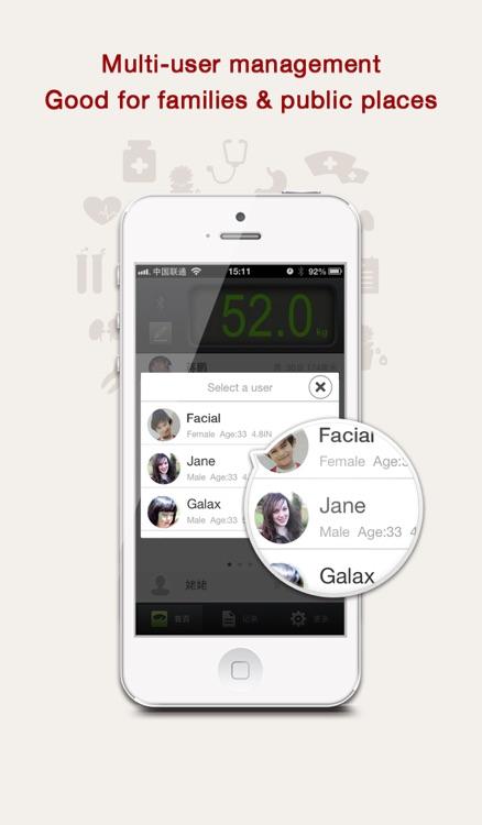 MediX Body Composition screenshot-3