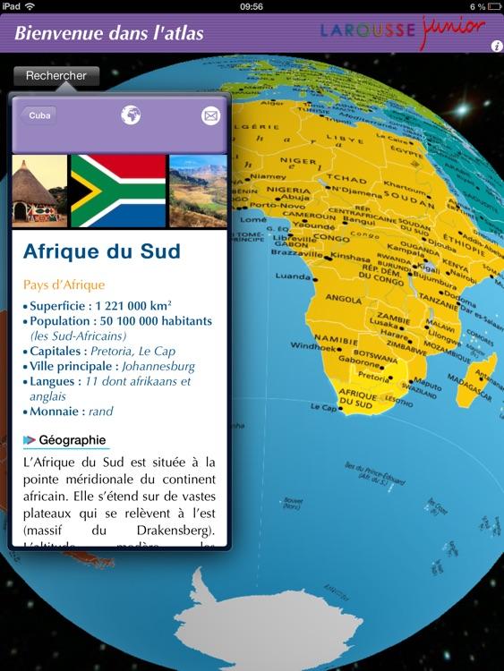 Atlas Junior Larousse screenshot-3