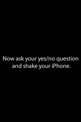 Yes-No Oracle screenshot-4