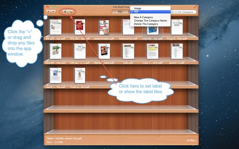 Bookshelf - Library