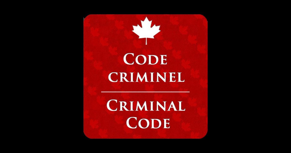an overview of the criminal code of canada and the introduction to the young offenders act in 1984 The first modern criminal code, the french code penal (1810), was established at the beginning of the 19th century and provided a model for other national criminal codes in continental europe.