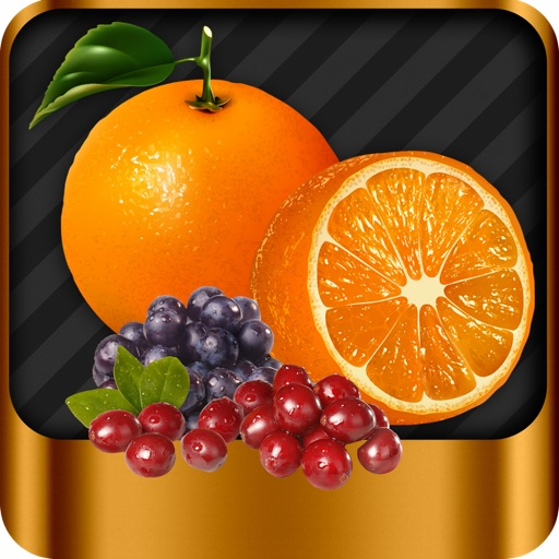 Fruits Atlas with Quiz and Puzzles