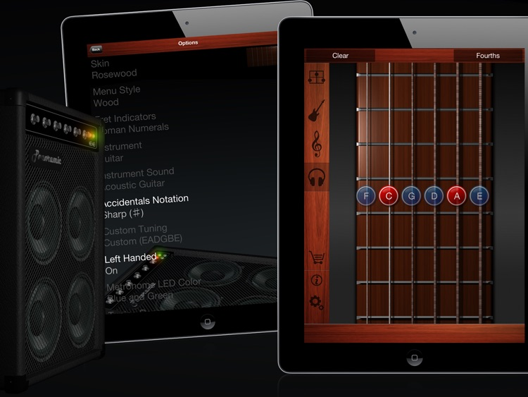 Guitar Suite HD Free - Metronome, Tuner, and Chords Library for Guitar, Bass, Ukulele screenshot-4