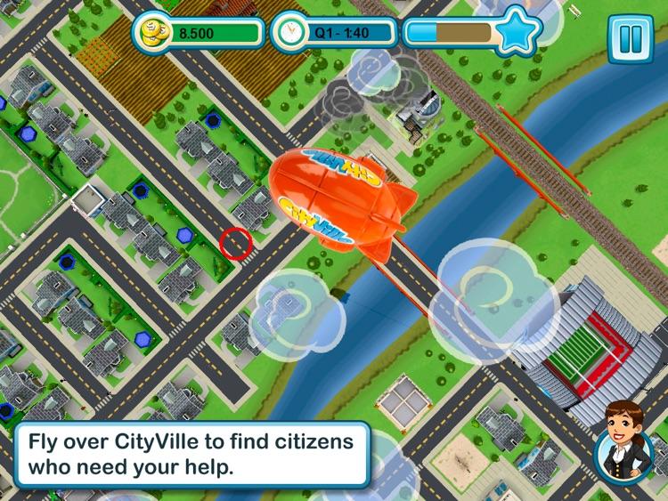 CityVille Skies