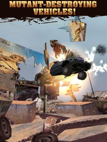 Mutant Roadkill для iPad