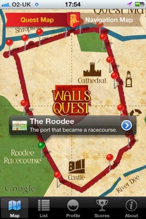 Chester Walls Quest on the App Store