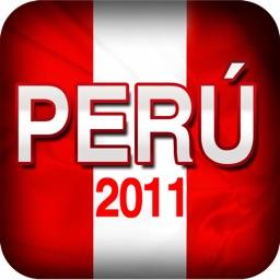 Elecciones Presidenciales Perú 2011