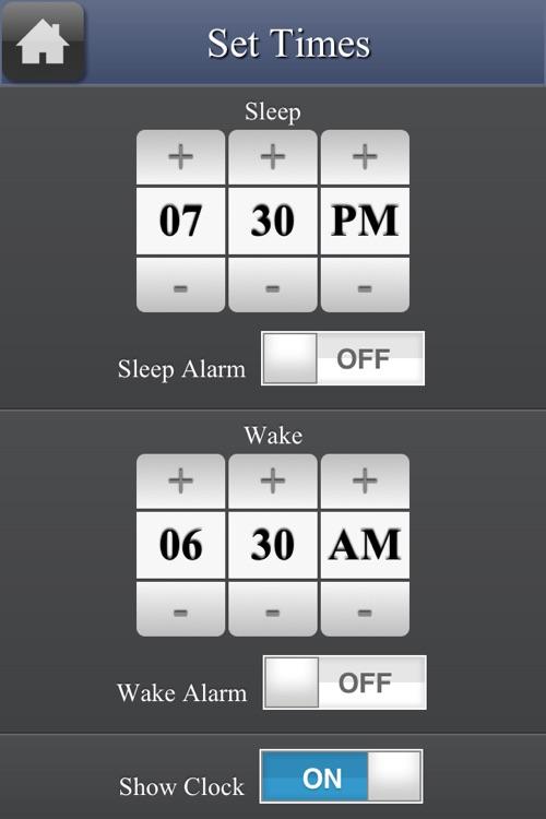 Kid's Sleep Clock