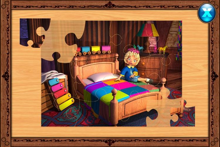 Goldilocks and the three bears - Book & Games (Lite)