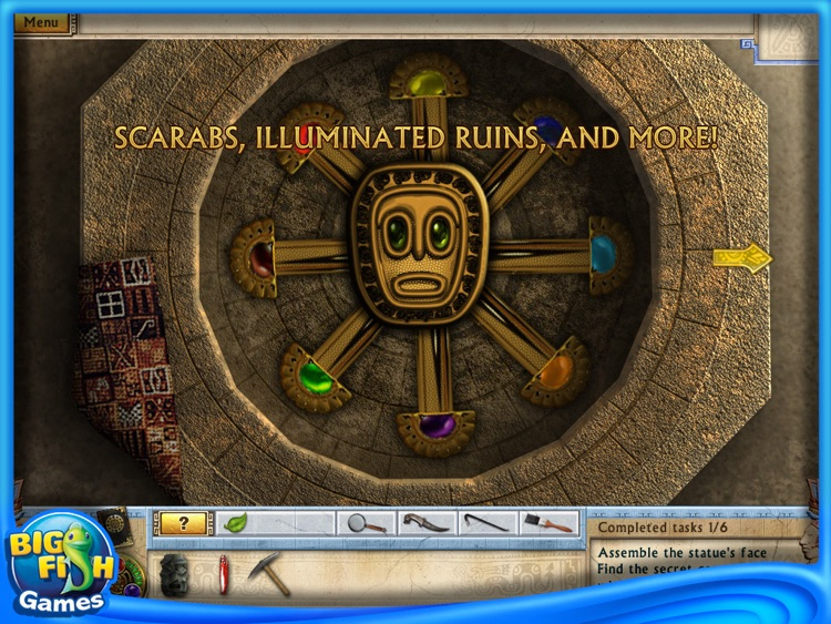 Alabama Smith: Quest of Fate HD screenshot-4