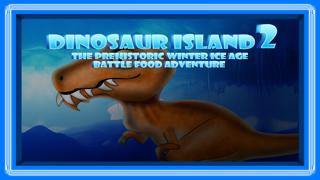 Dinosaur Island 2 : The Prehistoric Winter Ice Age Battle