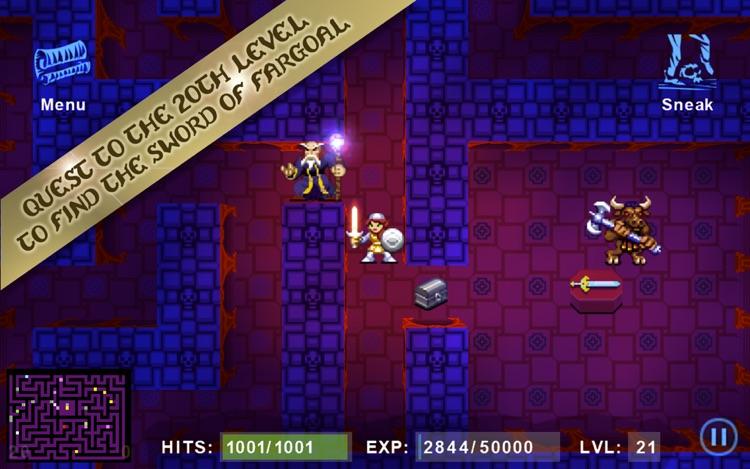 Sword of Fargoal screenshot-5