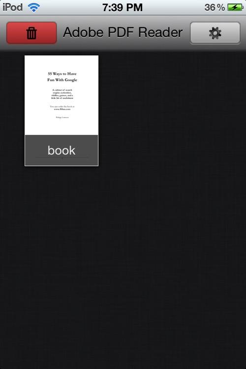 PDF Reader™ screenshot-4