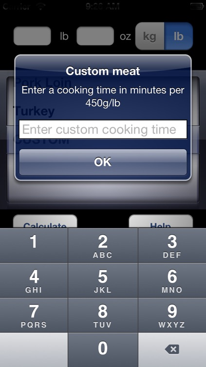Meat Cooking Times screenshot-2