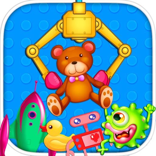 Kids Prize Claw Machine - Toy & Candy Carnival Crane Fun Games