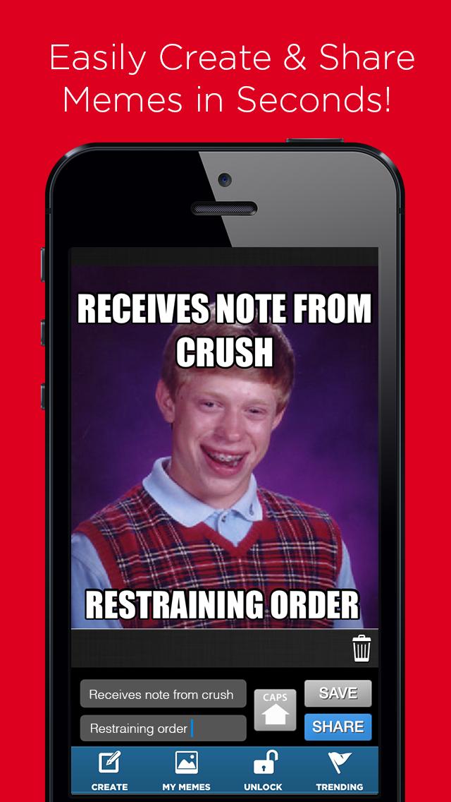Meme Generator: My Meme Maker – Easily Create and Share Memes with Friends! Screenshot