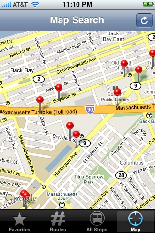 myTransit - Boston screenshot-4
