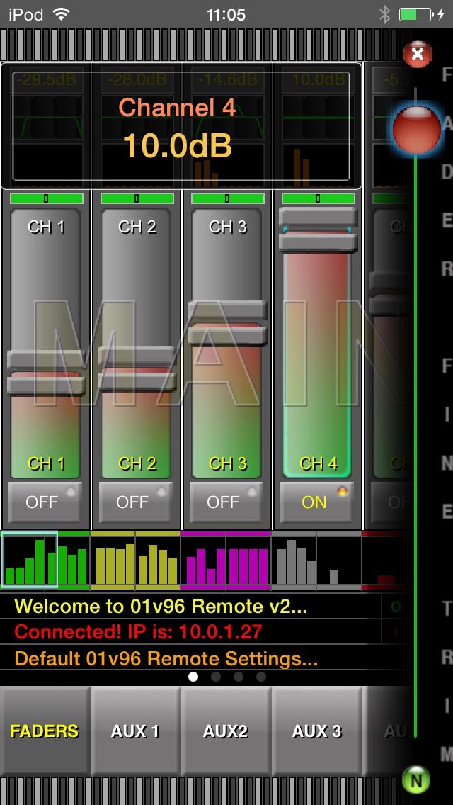 01v96 Remote