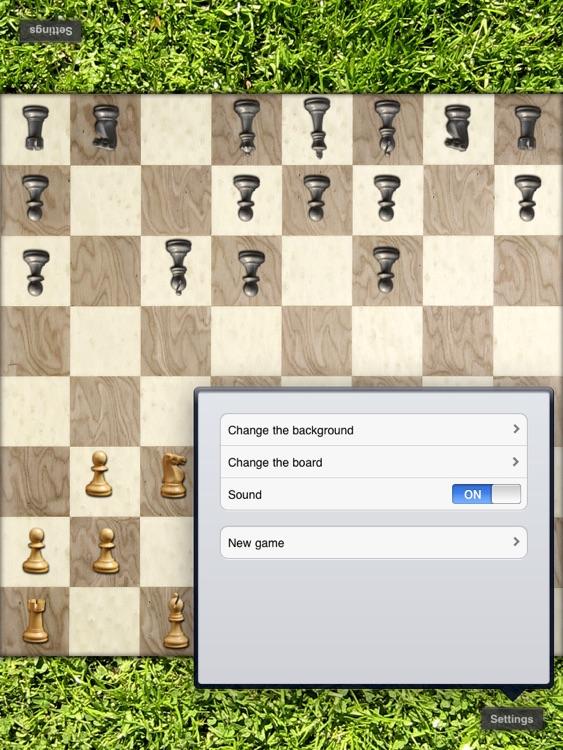 Chess for the iPad screenshot-3