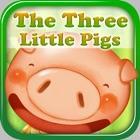 快乐阅读-三只小猪 HD icon