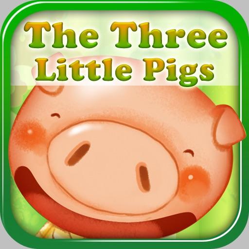Happyreading-Three Little Pigs HD