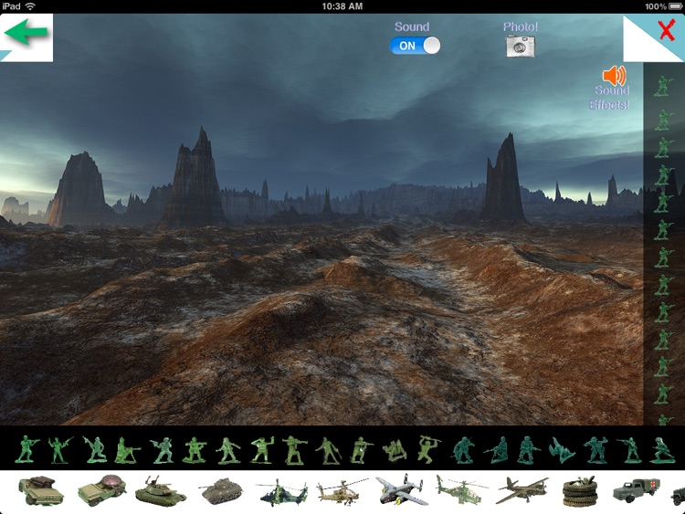 Army Men (Little Green Ones) screenshot-4