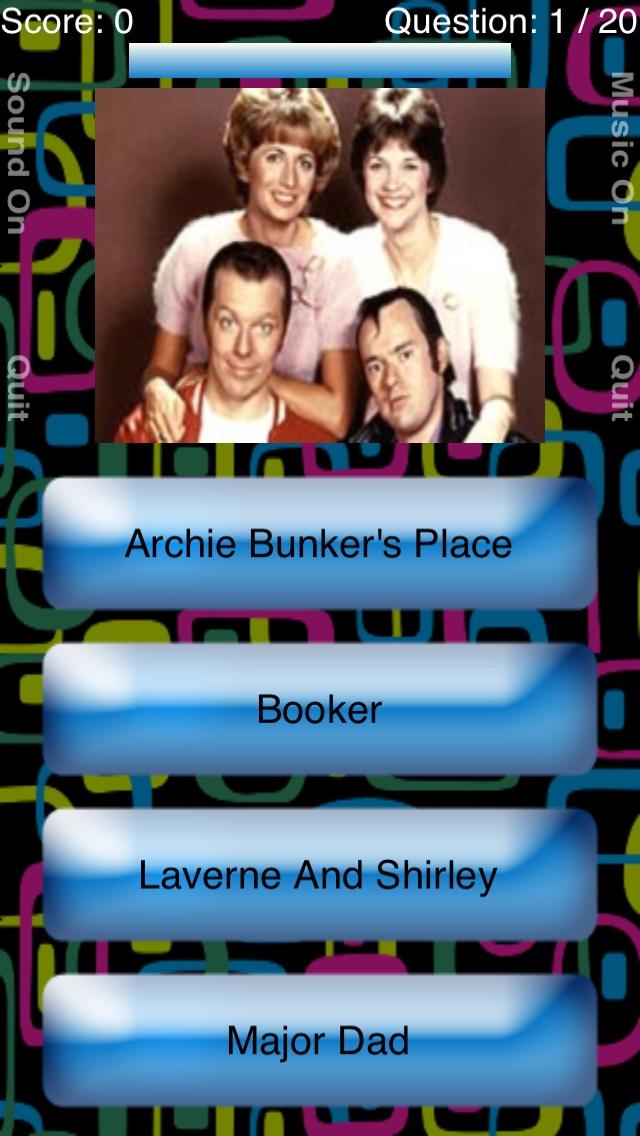 Quiz4 80s TV Theme Songs - AppRecs