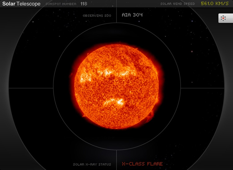 Solar Telescope HD